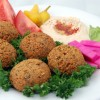 Fresh Home Made Falafel