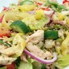 """Mashawi Salad""  our most popular salad"
